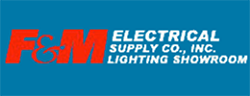 F & M ELECTRICAL SUPPLY CO