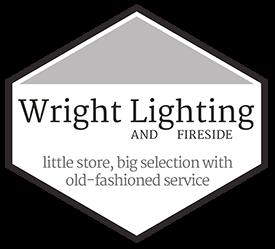 WRIGHT LIGHTING & FIRESIDE